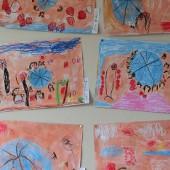 4歳児…運動会