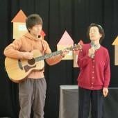 久しぶりのサイモン&ミッチーヨ