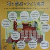 河合隼雄先生のポスター発見