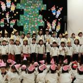 ひまわり・・・クリスマスソング