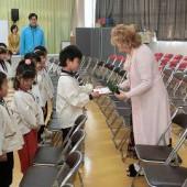 典子先生~コーラスでたくさんの歌を教えてもらいました。