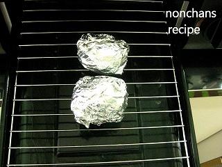 2017.nonchans.魚焼きグリル茹で卵