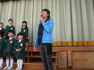 今月は宮岡先生がお誕生月でした!