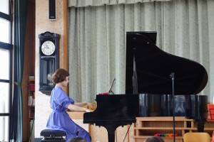 ピアノのなっちゃん