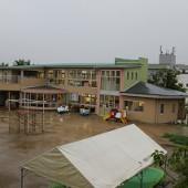 久しぶりの大雨・・