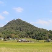 波豆川地区は小春日和です