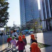 堺市役所展望台に着きました。