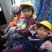 堺東駅までシャトルバスに乗りました。