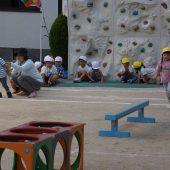 年少組の競技