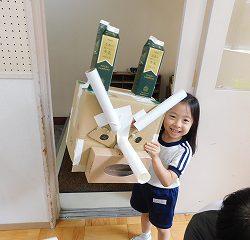 三木先生とロボットを作ってみたり・・・