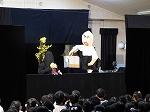 小僧さんは、不思議な三枚のお札を使って和尚さんの所に無事に帰ることができて良かったですね!
