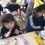 いちごも美味しかったよ(*^_^*)