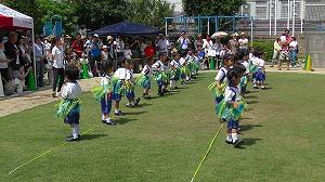 年少児演技「星空カーニバル」