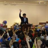 久木先生と礼拝