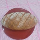 国産小麦、天然酵母のパン
