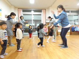 アヒルのダンス♪