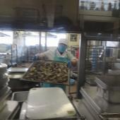 今日は焼き魚