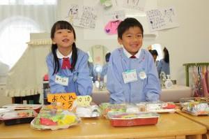 ひばりーまーと自慢のお弁当は種類も豊富! 「いtらっしゃい、どのお弁当にしますか?」